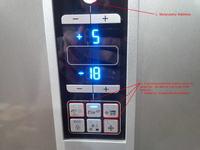 Indesit BIAA 33FXHD - Chłodziarka przestaje chłodzić po 24h, zamrażalnik działa