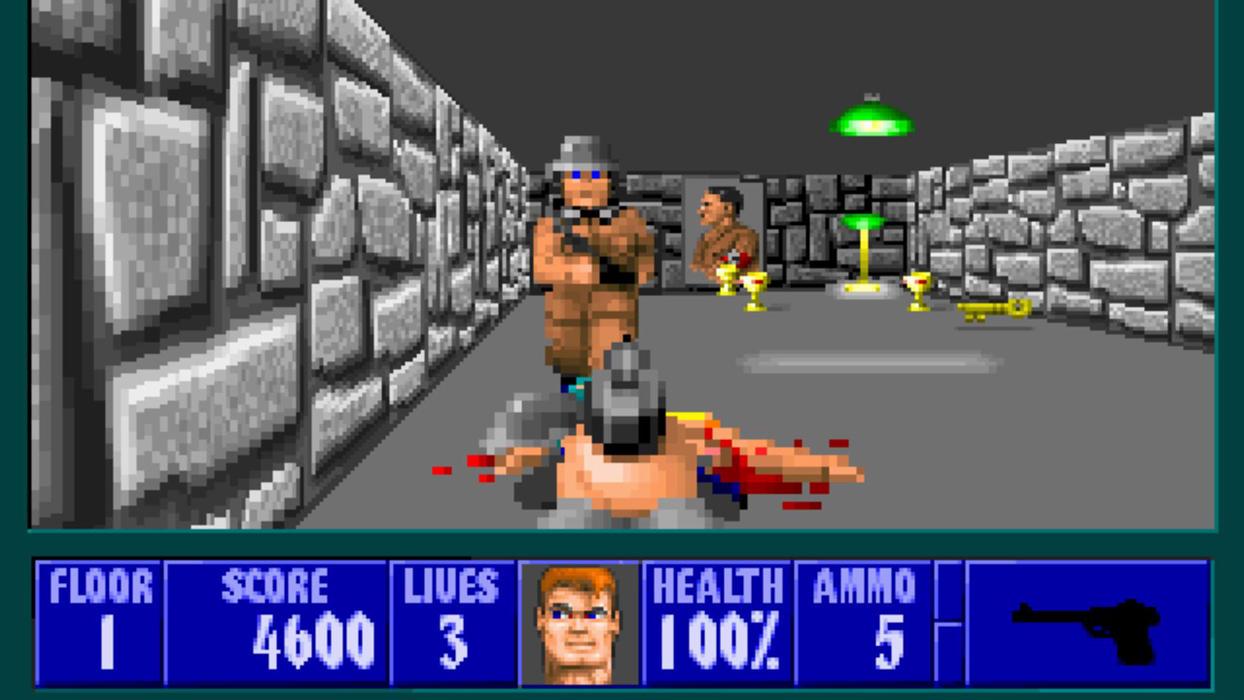 20 Rocznica Premiery Wolfenstein 3d Zagraj Za Darmo W