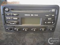 Ford Focus mk1 - radio
