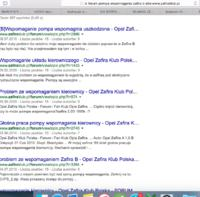 Co wybrać Opel Zafira A czy Opel Zafira B?
