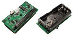 Gumstix - płytka dla Raspberry Pi Zero z akumulatorami i modułem IMU