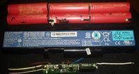 Acer Aspire 5735Z - Regeneracja ogniw baterii AS07A41