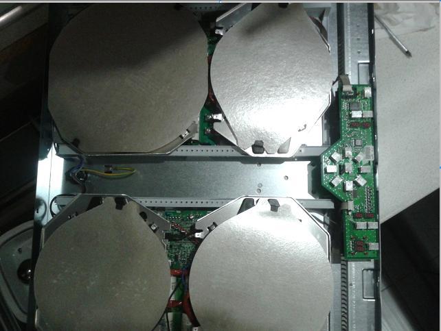 mastercook/IDI64S - p�yta indukcyjna mastercook IDI64S nie dzia�a wy�wietlacz