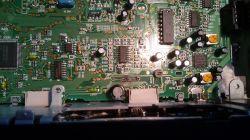 Radio Audi Concert - Nie działa podświetlenie panela