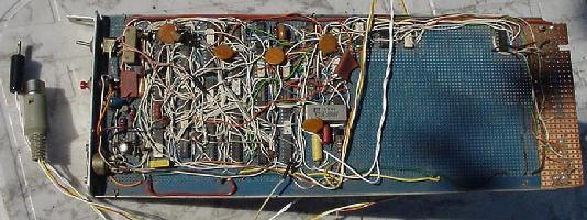 Chaos komputer, 8 bitowy procesor 2650.