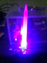 Lampka elektroniczna (nie tylko) dla dzieci:)
