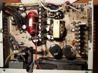 Compaq model PS5201-4B 200W naprawa zasilacza...