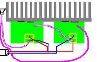 Wzmacniacz AVT 2762 (100W na MOSFET'ach) problem