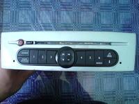 Radio od Renault Megane CD uszkodzona pamięć
