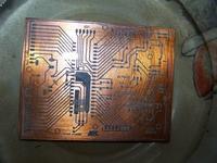 Płytka testowa na ATmega32/16 by redek3