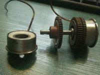 Elektro Magnes zmiana z 220V na 9V lub 12V