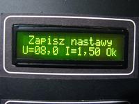 Zasilacz Warsztatowy 0-30V/0-2A +/-5/12V by Madman07