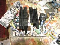 ToPower model: TOP-628P6 - naprawa przetwornicy PP
