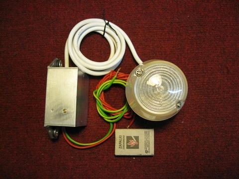 [Sprzedam]Stroboskop, lampa -ULM, para i motolotnia, inne