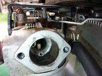 Falowanie silnika w kosiarce spalinowej Tecumsech Centura