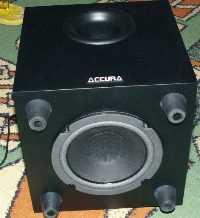 Zamiana głośnika w subwooferze na większy? Czy można?