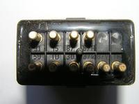 KE-Jetronic - wtryskiwacz rozruchowy nie dostaje prądu.