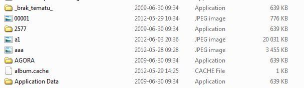 Dziwny malware - zamiana folderow na aplikacje