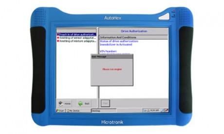 Microtonik AutoHex Onboard Diagnostic Scanner - skaner diagnostyczny pojazd�w