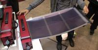 Mobile Solar Unit - przeno�ne �r�d�o zasilania dla s�u�b ratowniczych.
