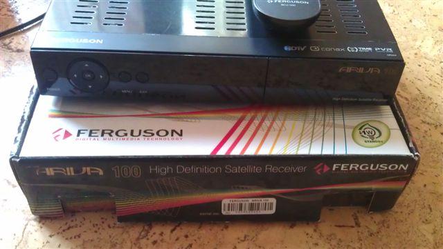 [Sprzedam] Fergusona Arive 100 Stan BDB
