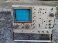 Podlaczenie oscyloskopu OS 4000