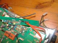 Spawarka inverter CEMONT S1600 uszkodzone PCB