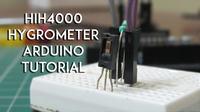 Pod��czenie higrometru HIH4000 do Arduino