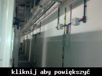 Detekcja pożaru w komorze transformatora 110/15kV