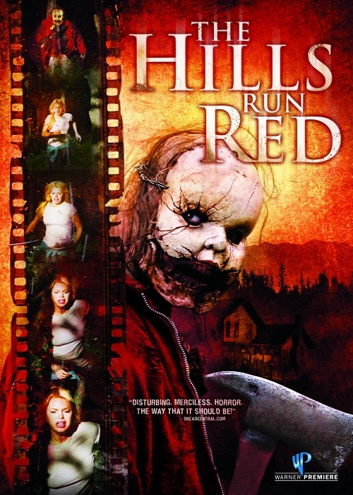 Krwawe wzgórza / The hills run red (2008) PL.DVDRip.XViD-HQL / Lektor PL