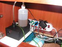 Automatyczny dozownik nawozu do akwarium