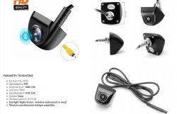 JVC KW-AVX840 - Brak obrazu z kamery cofania widoczne tylko poziome pasy