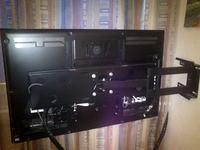 Telewizor 40 cali na uchwycie do max. 32 cali?