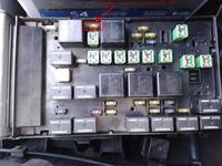Chrysler Voyager 2.5 CRD '03 - Pobór prądu