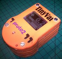 TinyVar - samodzielnie skonstruowany wariometr i wysoko�ciomierz
