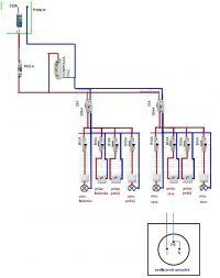 Schemat instalacji dwużyłowej altanka.