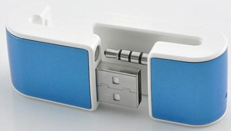 iPhone Wireless Presenter - adapter sterujący komputerem PC z iPhona