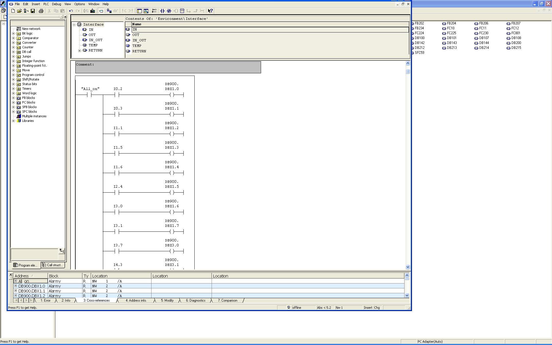 Scada wincc 7.0 - archiwizacja alarm�w - wielokrotnie powielane alarmy