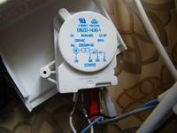Elektrolux ENB 3440 no frost nie rozmraża zamrażalnika