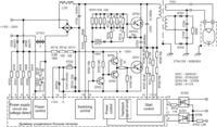 Mikrofala Panasonic NN-GD356W , problem z transformatorem - naprawa
