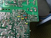 OCZ Technology model OCZ550FTY Fatali - Uszkodzony układ sterowania wentylatorem