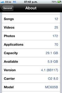 Błąd w iOS 4.1 pozwala dzwonić z zablokowanego telefonu