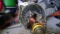 Agregat Thunder Germany 3,7 kw - Nie odpala
