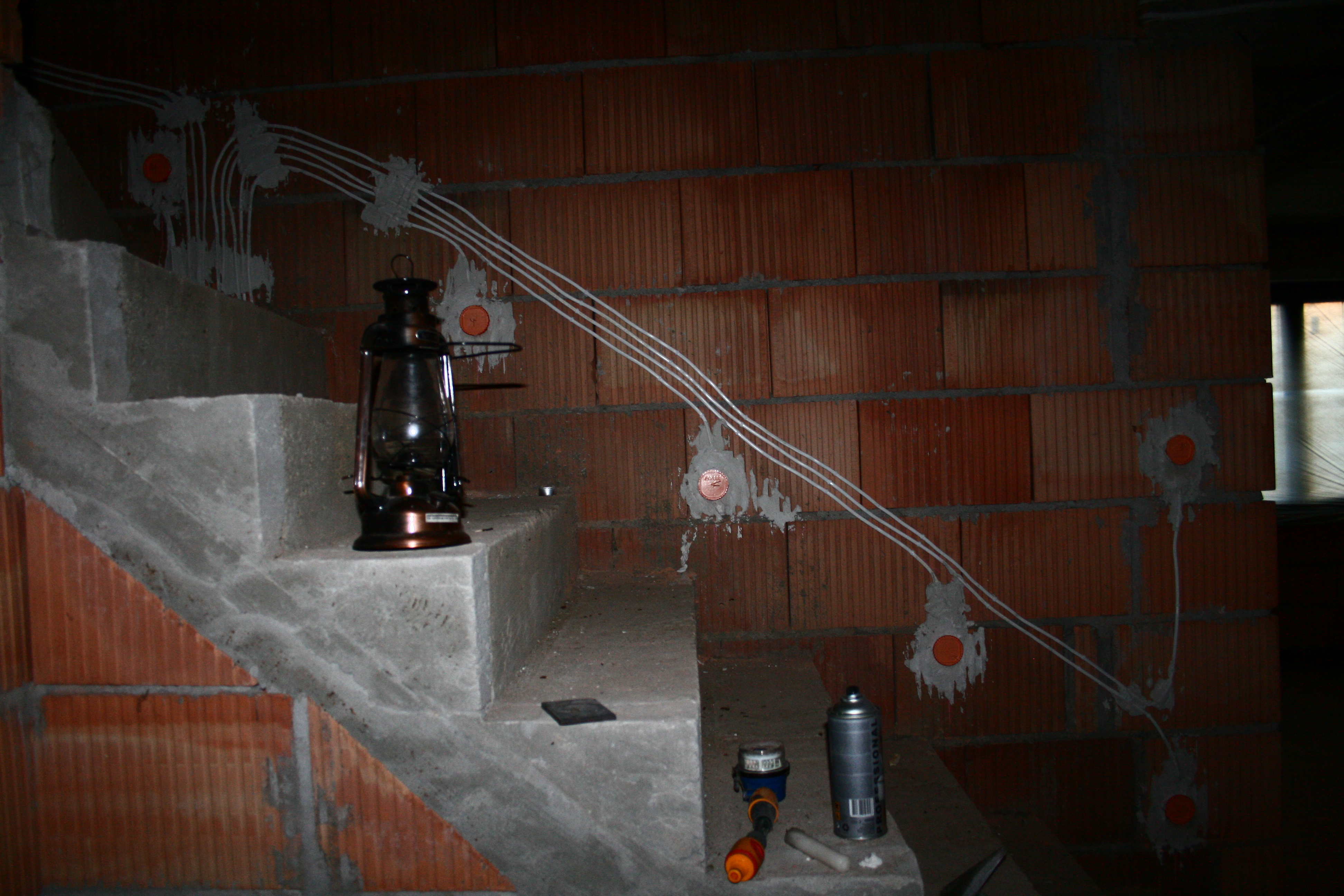 Schemat instalacji w domu jednorodzinnym - czy poprawny ?