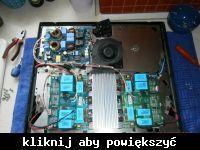 Samsung CTI 613 GIN płyta indu - Wywala bezpiecznik po włączeniu płyty