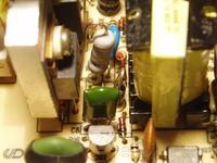 ModeCom model: PREMIUM 400 - uszkodzona przetwornica +5VSB naprawa.