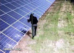 Źle zamontowane panele słoneczne a zagrożenie pożarowe