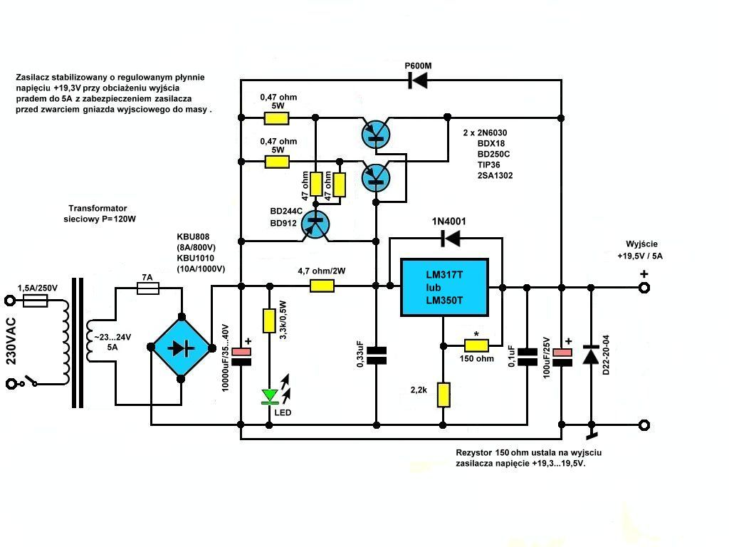 pin lm338 lm350 on pinterest