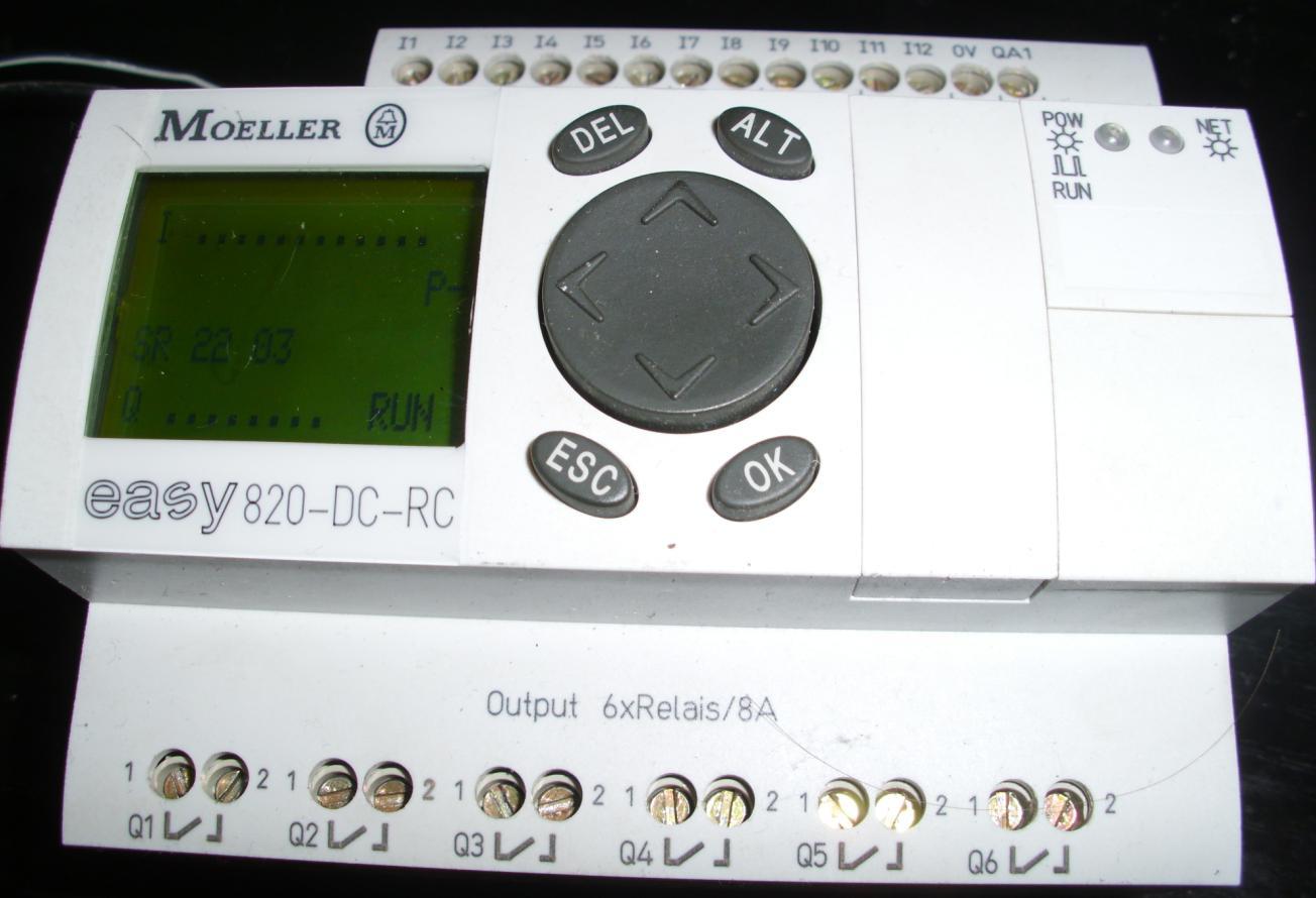 [Sprzedam] Moeller Easy 820 DC RC