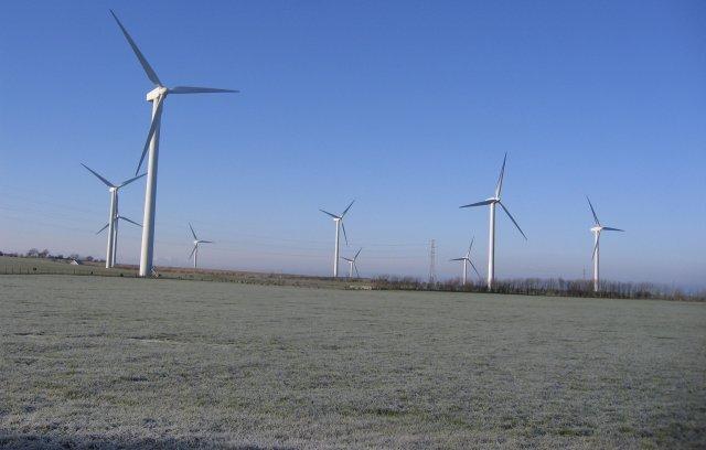 Kanadyjczycy protestuj� przeciw energii wiatrowej